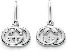 Gucci - Silver Britt Earrings