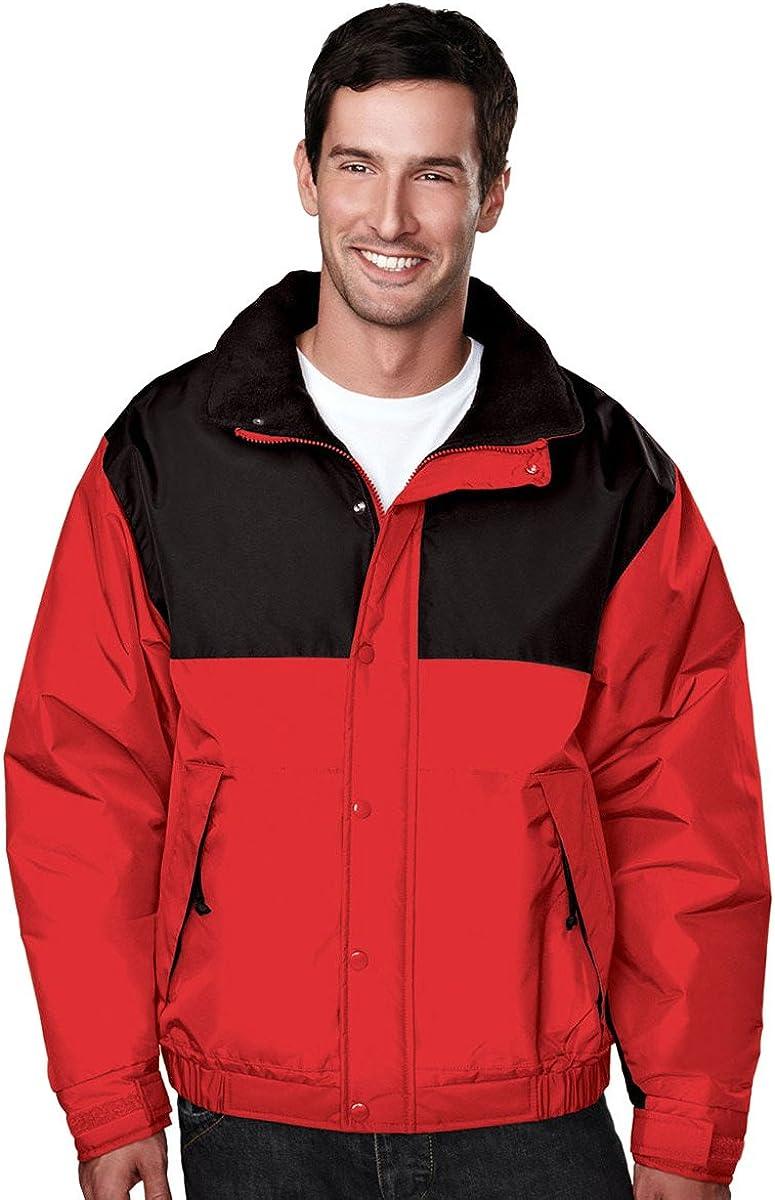 Tri-Mountain Windproof Winter Jacket w/Heavyweight Toughlan Nylon. 9007