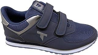 Rafael Sneakers Running Tennis Scarpa Sportiva Uomo Regolabile Doppio Strappo Leggero Articolo Tiglio 19103