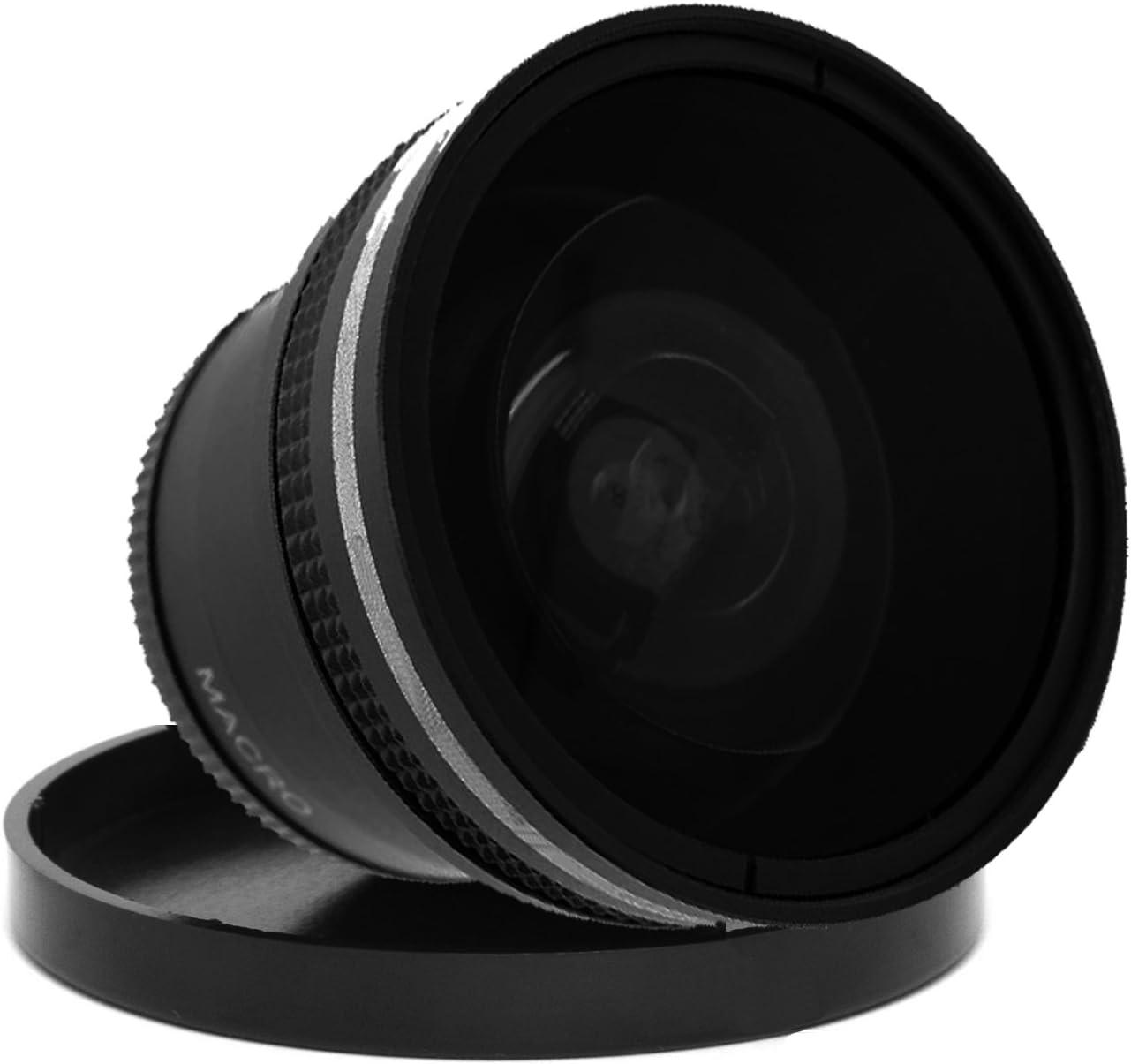 Extreme New sales Fisheye Lens 0.18x For Includes SP-565 UZ Tulsa Mall Olympus
