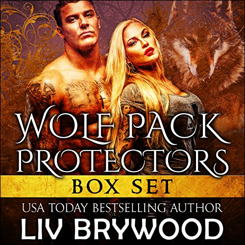 Wolf Pack Protectors Box Set audiobook cover art
