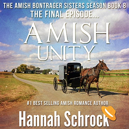 Amish Unity audiobook cover art