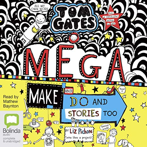 Mega Make and Do (and Stories Too!) cover art