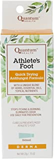 Quantum Health Athlete's Foot Ointment, Quick Drying Topical Formula with Tea Tree Oil that Cures & Prevents Most Athlete'...