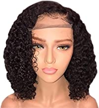 Jessica Hair 150% Density 13×6 Lace Front Wigs For Black Women Curly Human Hair Wigs..