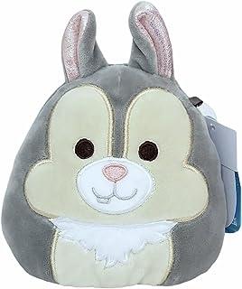"KellyToy Squishmallow 5"" Disney Thumper from Bambi Bunny Rabbit Plush Pillow"