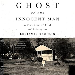 Ghost of the Innocent Man audiobook cover art