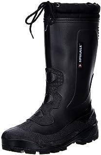 Spirale Chaussures d'hiver doublées pour homme et femme (217A)