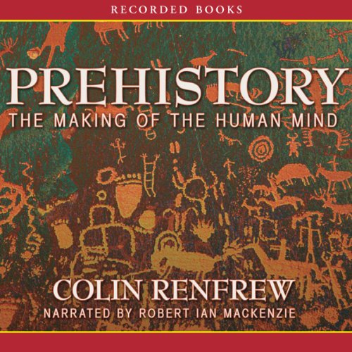 Prehistory audiobook cover art