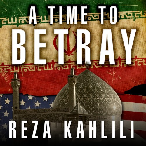 A Time to Betray audiobook cover art