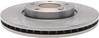 ACDelco 18A2419A Advantage Non-Coated Front Disc Brake Rotor