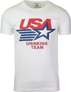 USA Drinking Team Mens Shirts