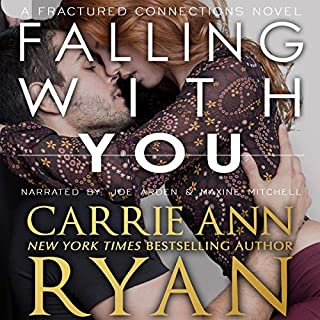 Falling with You audiobook cover art