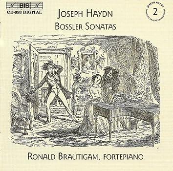 Haydn: Piano Sonatas Nos. 53-58