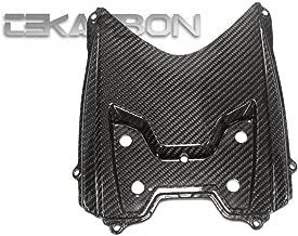 Tekarbon, Carbon Fiber Under Tail Fairing, for Suzuki GSXR 600/750 (2008-2010), 2x2 Twill Weave