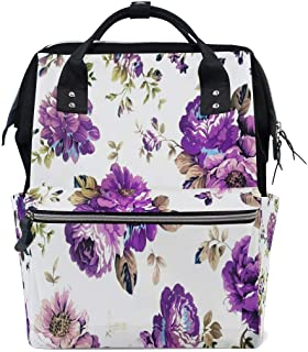 Best purple plaid backpack Reviews