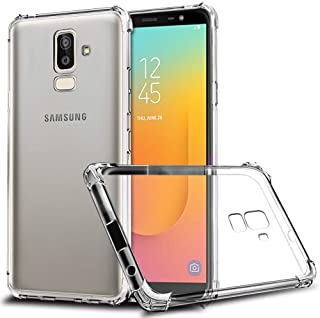 Capa Anti Shock para Samsung Galaxy J6, Cell Case, Capa Anti-Impacto, Transparente