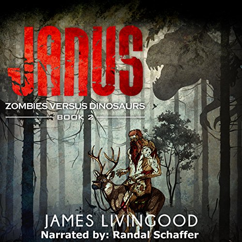 Janus audiobook cover art