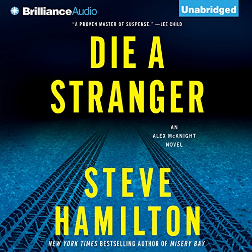 Die a Stranger audiobook cover art