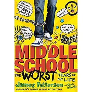 Middle School: The Worst Years of My Life cover art