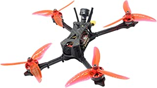 HGLRC Wind5 6S FPV Racing Drone Powerful F7 FC 2306 1600KV Brushless Motor Blheli32 60A 4 in 1 ESC Carbon Fiber Frame Top Caddx Ratel Camera DIY Quadcopters Multirotors with Frsky XM+ Receiver