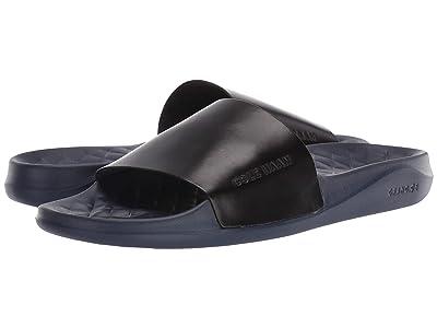Cole Haan Grandpro Slide (Marine Blue) Men