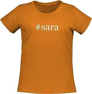 #sara - A Soft & Comfortable Women's Misses Cut T-Shirt