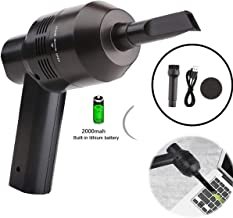 Keyboard Cleaner Powerful Rechargeable Mini Vacuum Cleaner,Cordless Portable..