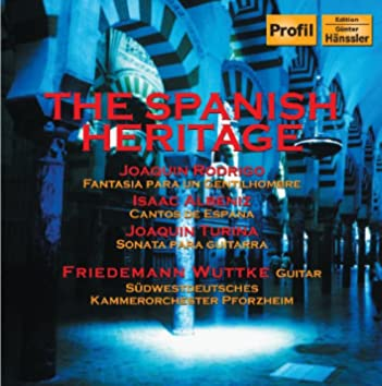Rodrigo: Fantasia Para Un Gentilhombre / Albeniz: Cantos De España / Turina: Guitar Sonata