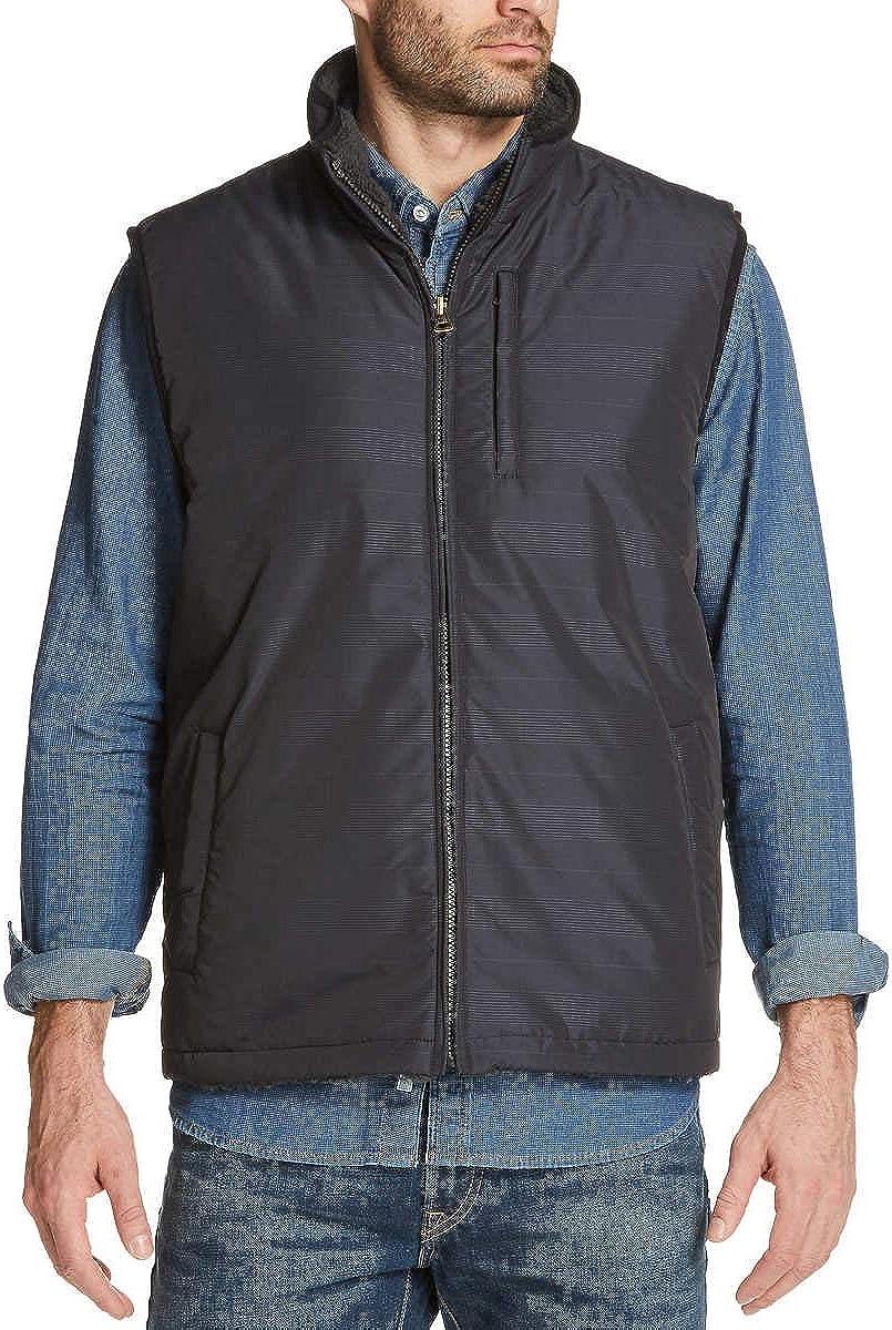 Popular standard Easy-to-use Weatherproof Vintage Men's Reversible Vest