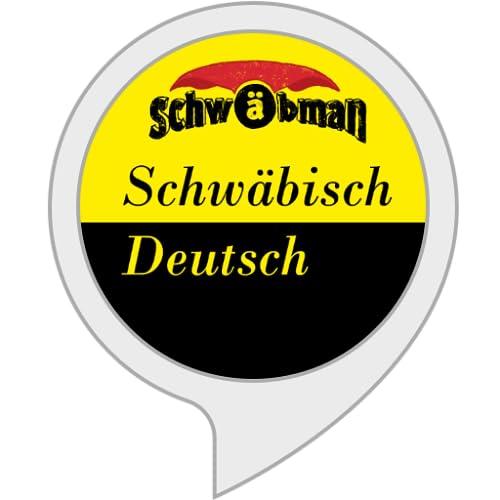 Schwäbisch-Quiz mit Schwäbman von antenne 1