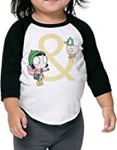Vito H Jackson 6-24 Month Baby T-Shirt Sarah /& Duck Logo Personalized Fashion Customization RoyalBlue