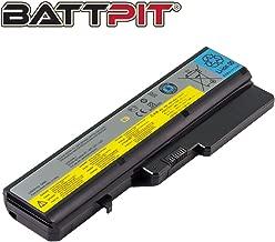 Battpit™ Laptop/Notebook Battery Replacement for V570 G560 IdeaPad Z470 Z560 Z570 V360 L09C6Y02 L10P6Y22 L10C6Y02 57Y6454 L09S6Y02 L09M6Y02 L09L6Y02 (4400mAh / 48Wh)