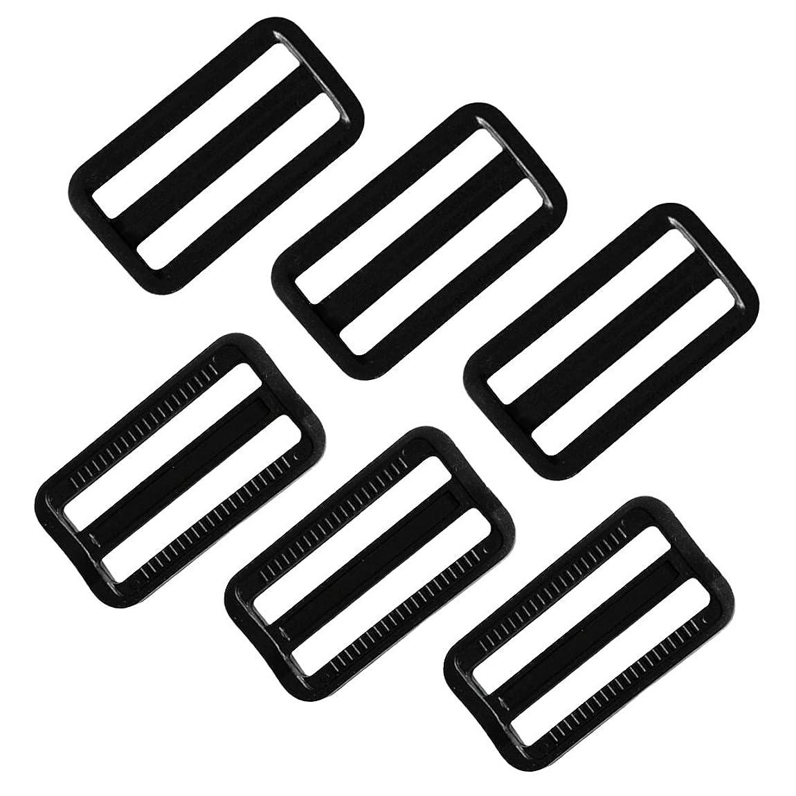 範囲裁判官エスカレーターSONONIA 6個 スキューバダイビング ダイブ プラスチック ウェイトベルト スライド ウェビングストッパー キーパー