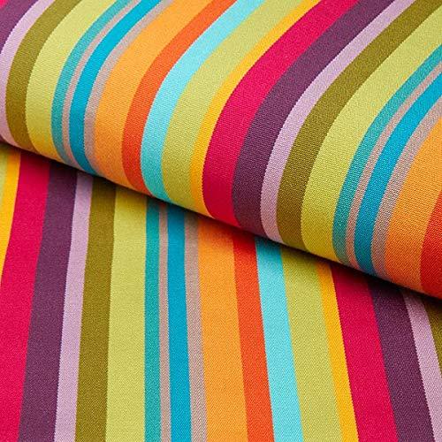 Fabulous Fabrics Tessuto arredo Outdoor Sedia a Sdraio Uni, 44 cm — Vendita al Metro da 0,5m — per Cucire Decorazione/Arredo, Sedie e Cuscini per sedie