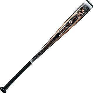 ZETT(ゼット) 軟式野球 バット ブラックキャノン NT FRP(カーボン)製