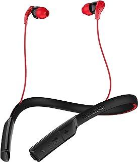 Skullcandy Method BT Wireless Sweat-Resistant Sport Headset - Black/Red, S2CDW-K605
