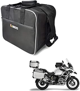 KEMIMOTO Fits BMW R1200GS Bag Pannier Liner Top Box Inner Bag Panniers Saddlebag Luggage Case ADV Motorcycle Tail Bag