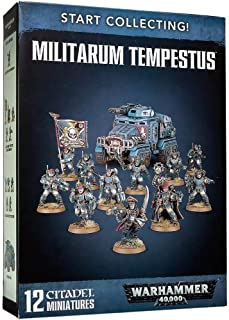 Start Collecting! - Militarum Tempestus by Games Workshop