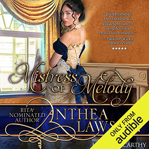 Mistress of Melody audiobook cover art