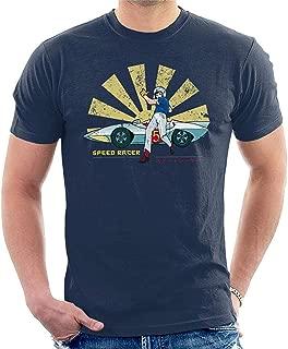 Speed Racer Retro Japanese Men's T-Shirt