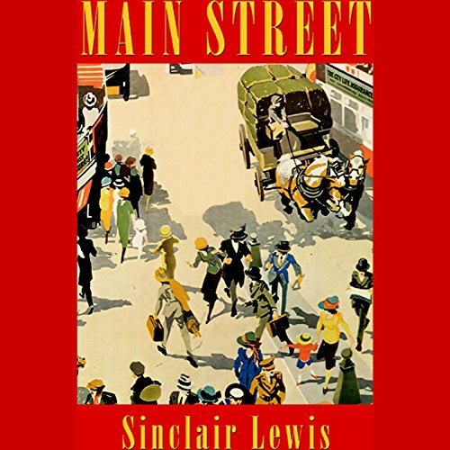 Main Street cover art
