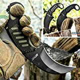 Best Karambit Knives - Tactical Knife Hunting Knife Survival Knife 7.5 Inch Review