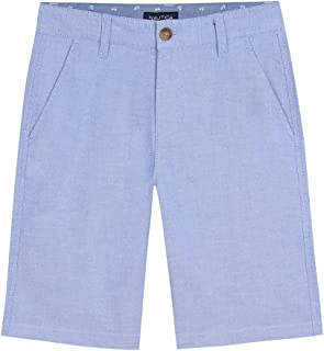 Boys' Stretch Flat Front Short