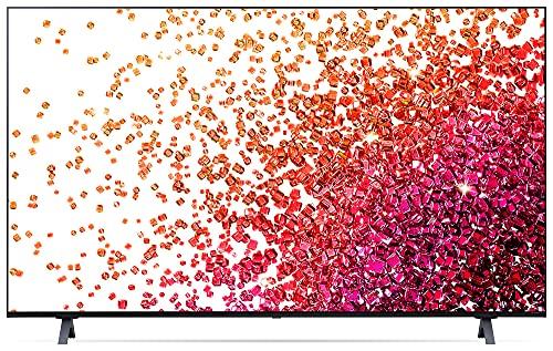 LG Electronics 55NANO759PA TV 139 cm (55 Zoll) 4K NanoCell Fernseher (Active HDR, 60 Hz, Smart TV) [Modelljahr 2021]