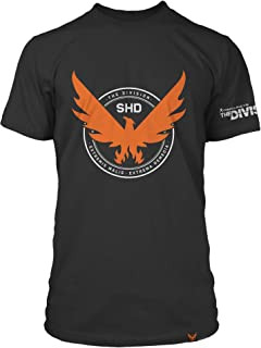 tom clancy the division shirt