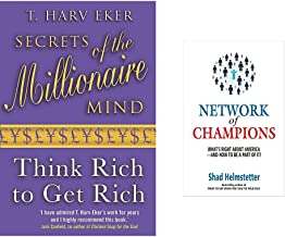 Secrets Of The Millionaire Mind +Network of Champions (Set of 2 Books)