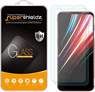 (2 Pack) Supershieldz for ZTE Nubia Red Magic 5G Tempered Glass Screen Protector, Anti Scratch, Bubble Free