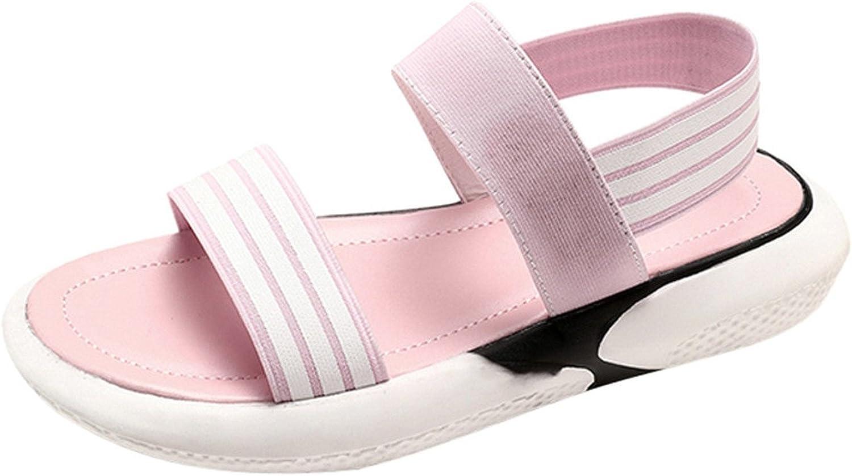 Jidngc Women Sandals Women Flat Sandals Comfortable Summer Ladies shoes Sneakers Sandalias women Con Tacon