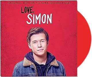 Love, Simon Original Motion Picture Soundtrack Limited 2XLP Exclusive Red Vinyl